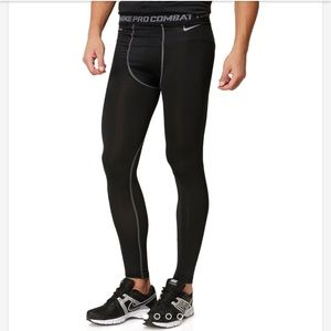 Nike Combat Pro Compression Training Tights Pants